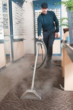 Commercial carpet cleaning in Clarkdale GA by BlackHawk Janitorial Services LLC