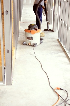 Construction cleaning in Tucker GA by BlackHawk Janitorial Services LLC