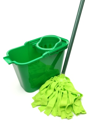Green cleaning in Atlanta GA by BlackHawk Janitorial Services LLC