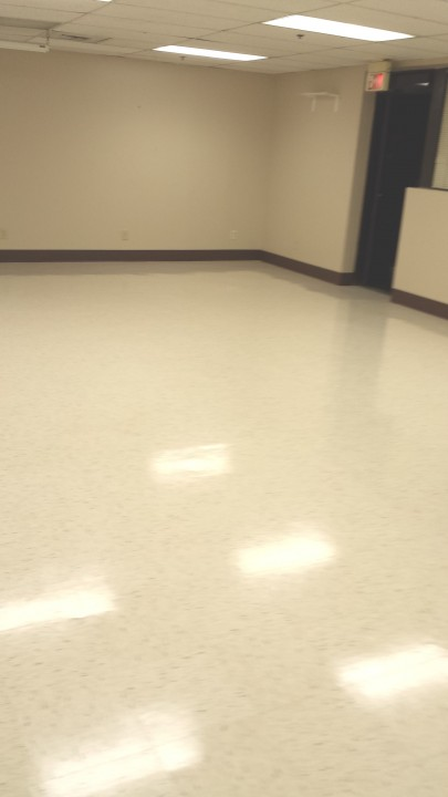 After Floor Cleaning in Atlanta GA