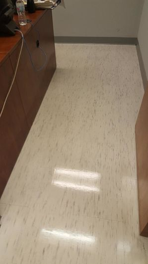 Floor Stripping (After) in Dallas, GA (2)