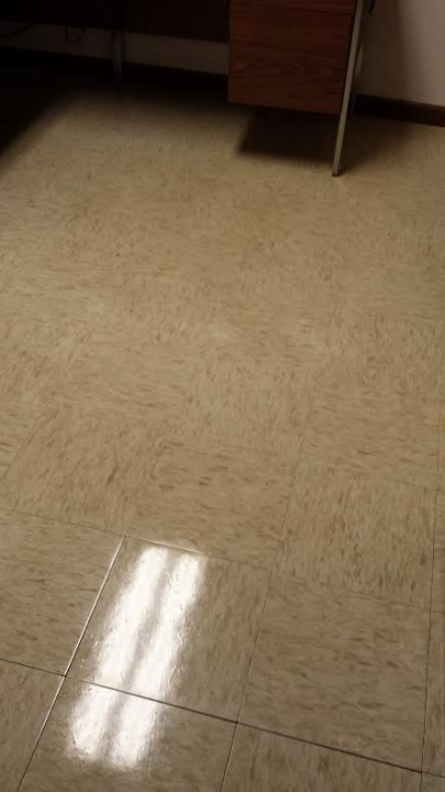 Floor Stripped and Waxed in Douglasville GA